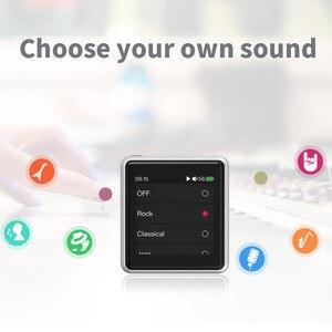 Image 3 - FiiO M5 AK4377 32bit/384 kHz DAC مرحبا الدقة بلوتوث شاشة تعمل باللمس MP3 مشغل موسيقى مع aptX/LDAC ، USB الصوت والمكالمات الدعم