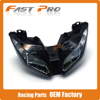 Motorcycle  Headlights Headlamp Head Light Lamp Assembly For KAWASAKI NINJA300 EX300 2013 2014 2015