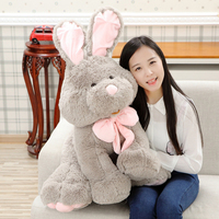 Bonnie Great American oversized rabbit plush toy rabbit with long ears