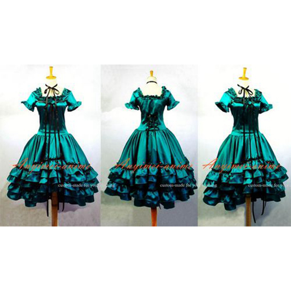 Lolita Cosplay Tailor-made[G654] Gothic 2