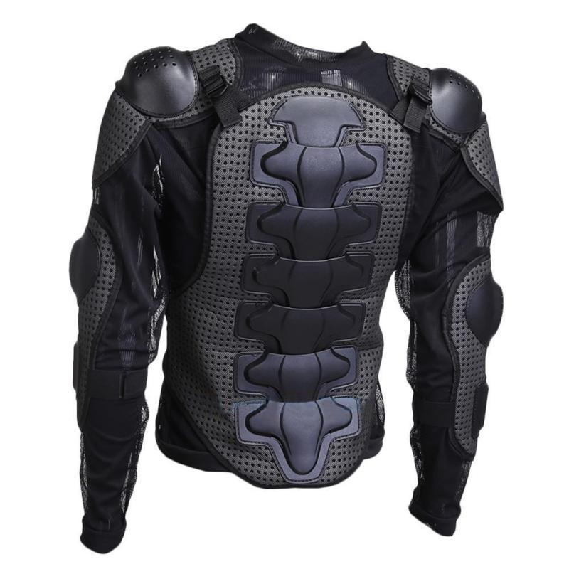 Image 3 - Chest Body Armor/Protector Shoulder Riding Gear M XXXL Motorcycle MX Hot sale