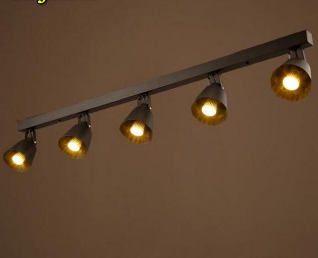 Led lampada da soffitto tracklamps moda personalizzata negozio di