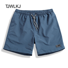 TJWLKJ 2019 Summer Board Shorts Casual Swimming Beach Shorts Surfing Bermudas