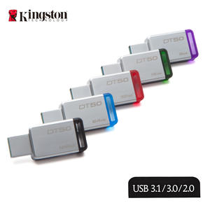 KINGSTON Pendrive Usb-Stick 128G 64gb Usb 16GB/8GB 32G Real-Capacity High-Speed