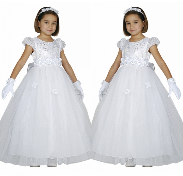 Designer Communion Dresses 2014 Promotion-Shop for Promotional ...