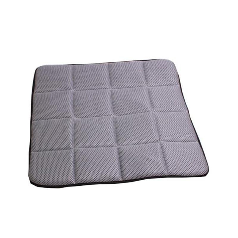 Muqgew Лидер продаж Мода Новый бамбуковый уголь дышащий сиденье Чехлы для подушек Pad Коврики для автомобиля офисные кресла очень приятно Вики