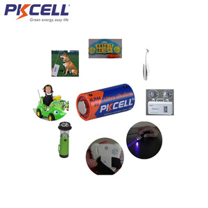 Image 4 - 100 ピース/ロット 6 V 4LR44 バッテリー 476A L1325 1325 アルカリ電池 Bateria の Baterias ドライ一次電池のための犬の訓練の襟