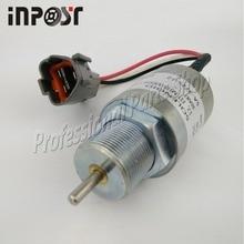 30A87-00040 12V SA-3725-12 Fuel Shutoff Solenoid For S3L2 ENGINE