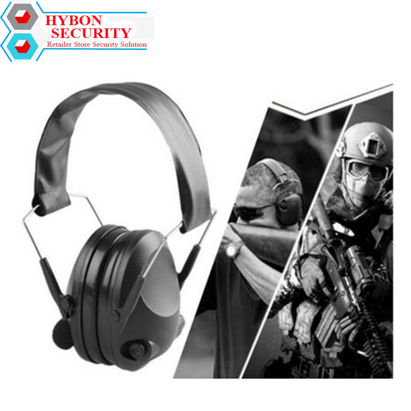 HYBON Earmuffs Anti-noise Earplugs Noise Reduction for Tactical Shooting, Hunting,Military,Motor Races, Construction Works dental endodontic root canal endo motor wireless reciprocating 16 1 reduction