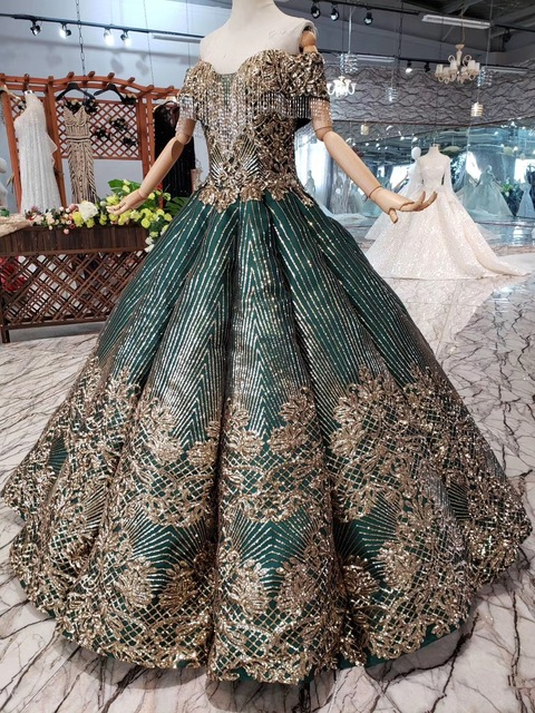 Romantic Ball Gowns Puffy Sweet 16 Dresses Lace Quinceanera Dresses 2019 Crystals Princess Flower Prom Dresses Gown For 15 Anos 1