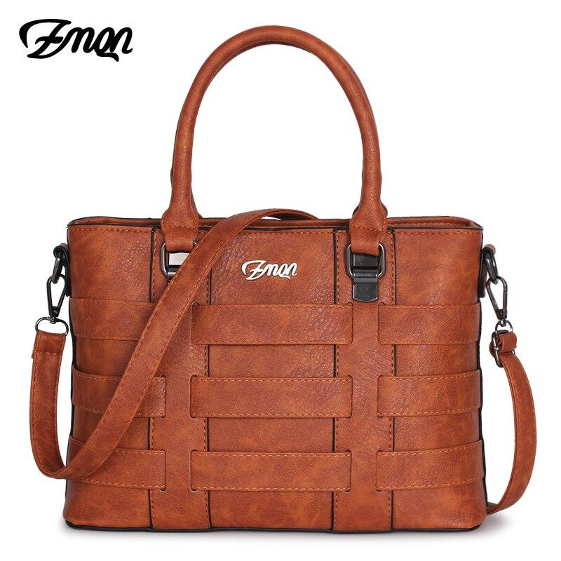 ZMQN Bag For Women Luxury Shoulder Bag Handbag Women Famous Brand 2019 PU Leather Designer Handbag High Quality Kabelka Sac A821
