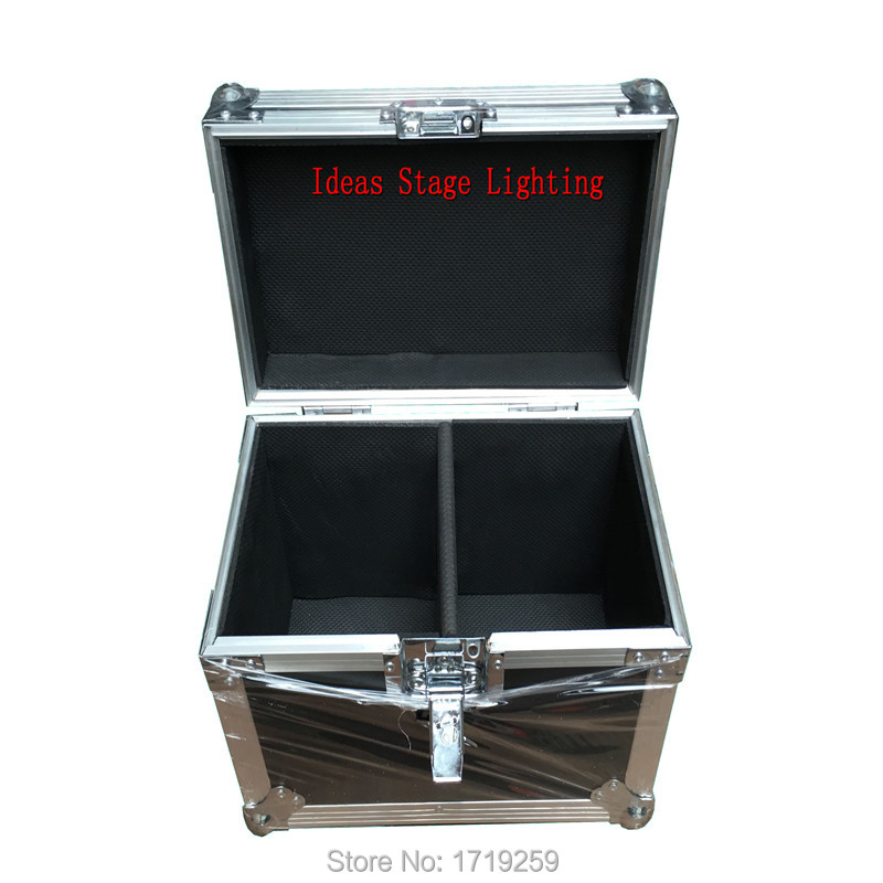 Flight Case with 2 pieces LED Moving Head,Only the flight case ,Free & Fast Shipping flight fbell 8h