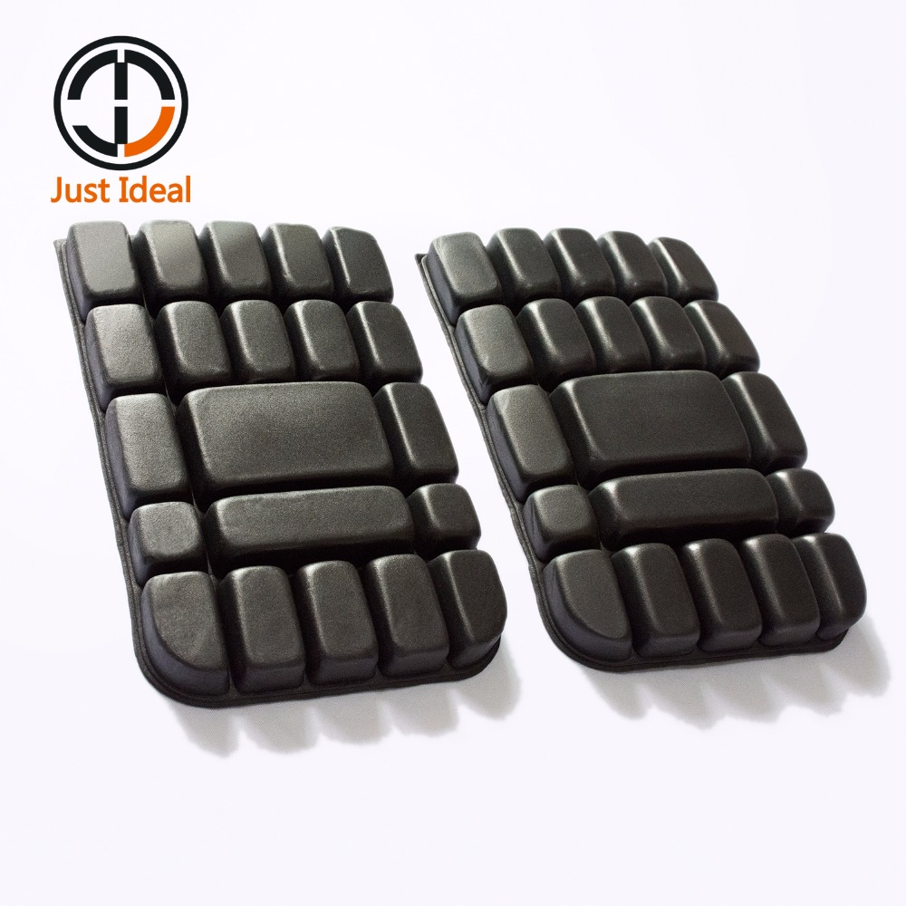5 Pair/lot Work Wear Knee Pads For Trousers Pants Bib + Brace Overalls Boiler Suits Support Protective Kneeling Workwear ID665