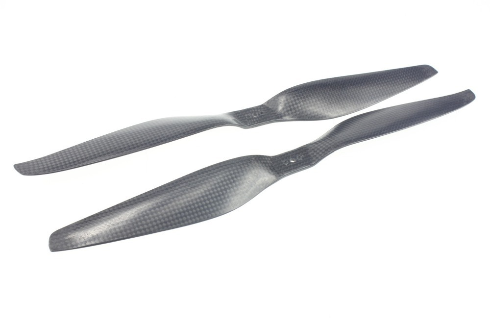 1455 14*5.5 3 Hole  Carbon Fiber Prop Propellers CW CCW For T-Series S800 FPV Multirotor Multicopter Accessory F06793