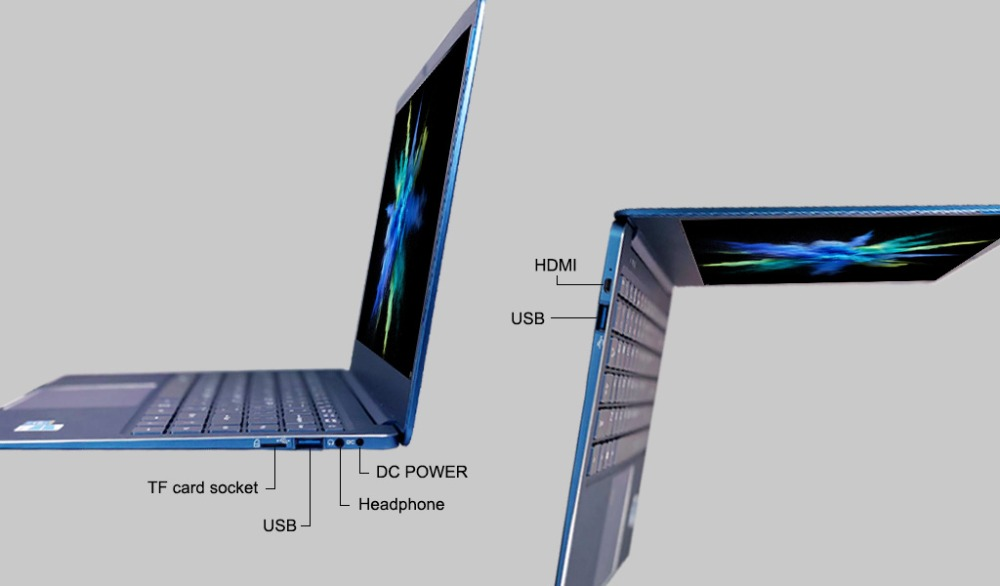 iTSOHOO 14 inch windows 10 laptops