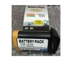 LP-E4 LPE4 lithium battery LPE 4 Digital camera battery for Canon EOS-1D Mark III 1Ds Mark III 1D mark 4