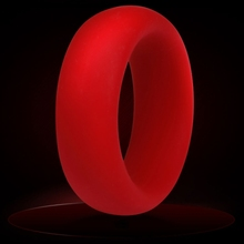 Good Quality Silicone Cock Ring Penis Lock Erection Enhancer Delay Premature Sex Toy For Men