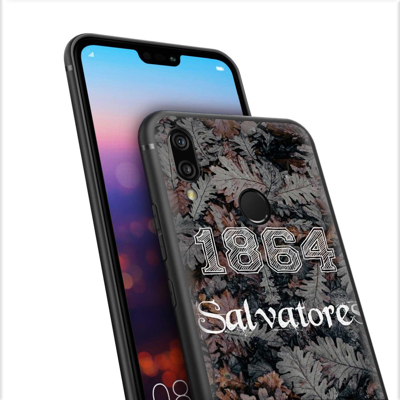 Lavaza The Vampire Diaries Case for Huawei P8 P9 P10 P20 P30 Y6 Y7 Y9 Lite Pro P Smart Nova 2i 3i Mini 2017 2018