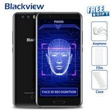 Blackview P6000 Face ID Smartphone Helio P25 6180mAh Super Battery 6GB 64GB 5.5