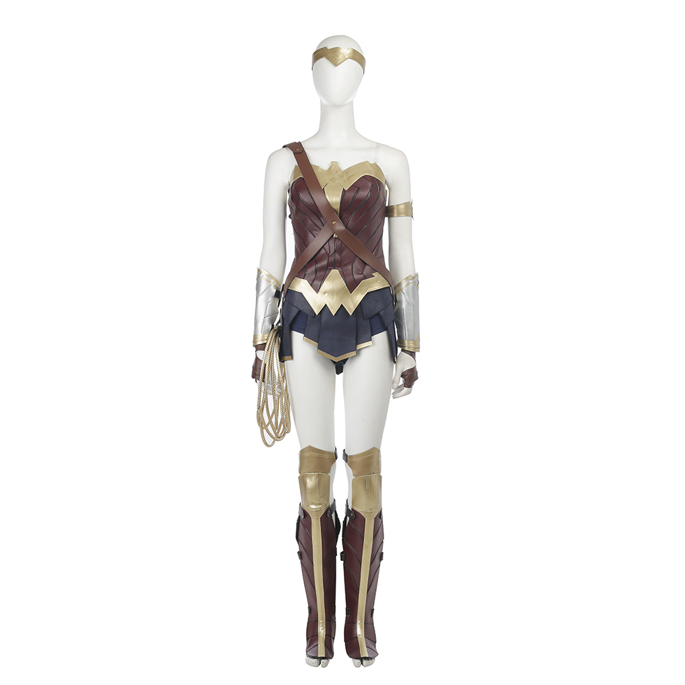 Wonder Woman Costume Sets Diana Prince Cosplay Costumes