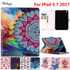 Wekays For Apple IPad 9 7 Inch 2017 Cartoon Oil Leather Fundas Case For Coque IPad