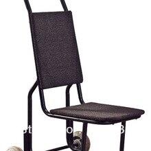 Тележка для стульев для банкета, металлическая рама, прочная