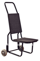 Banquet chair trolley,metal frame,durable