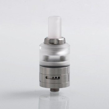 Caiman RDA MTL with BF Pin Atomizer 22mm Rebuildable Dripping 316SS Mouth To Lung rta including Bottom Feed pin