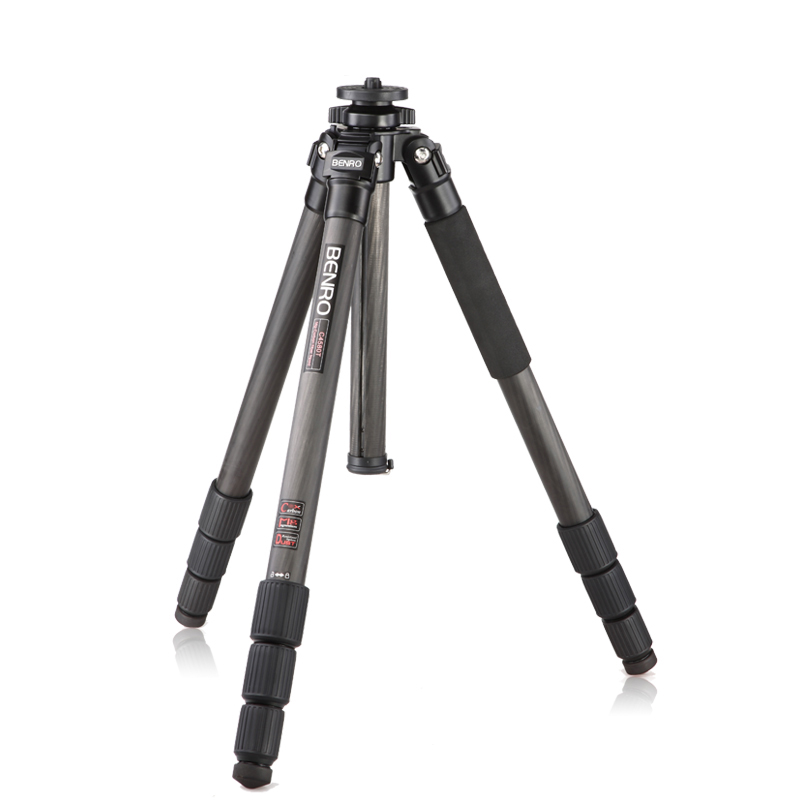DHL gopro Benro c3580t classic series carbon fiber tripod professional slr tripod max load 18 KG wholesale dhl gopro benro a2192tb1 tablet series travel portable tripod aluminum tripod kit wholesale