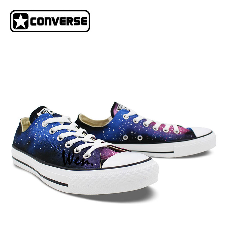 all star converse galaxy shoes