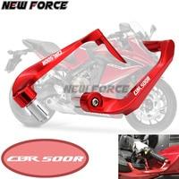 Universal 7/8 22mm Motorcycle Handlebar Brake Clutch Levers Pro For Honda CBR500R CB500F CB500X CB 500X 500F CBR 500R 2013 2015