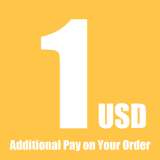 Additional Pay For Your Order