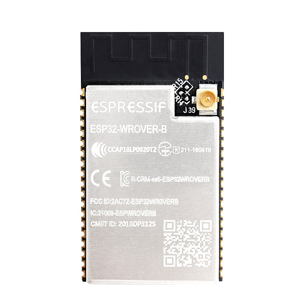 ESP32-WROVER-B ESP32-WROVER-IB Ipex Antenna Module Based On ESP32-D0WD WiFi-BT-BLE MCU Module 4MB/16MB SPI Flash