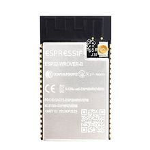 ESP32-WROVER-B ESP32-WROVER-IB Ipex antenna module based on ESP32-D0WD WiFi-BT-BLE MCU module 4MB/16MB SPI flash(China)