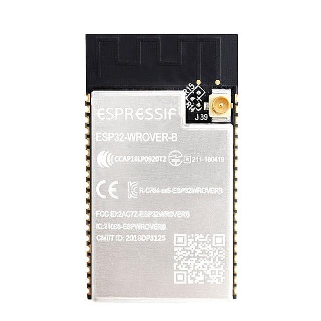 ESP32-WROVER-B ESP32-WROVER-IB Ipex antenna module based on ESP32-D0WD WiFi-BT-BLE MCU module 4MB/16MB SPI flash