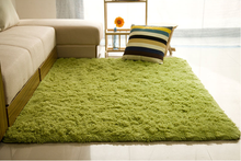Soft Shaggy Carpet For Living Room European Home Warm Plush Floor Rugs fluffy Mats Kids Faux Fur Area Rug