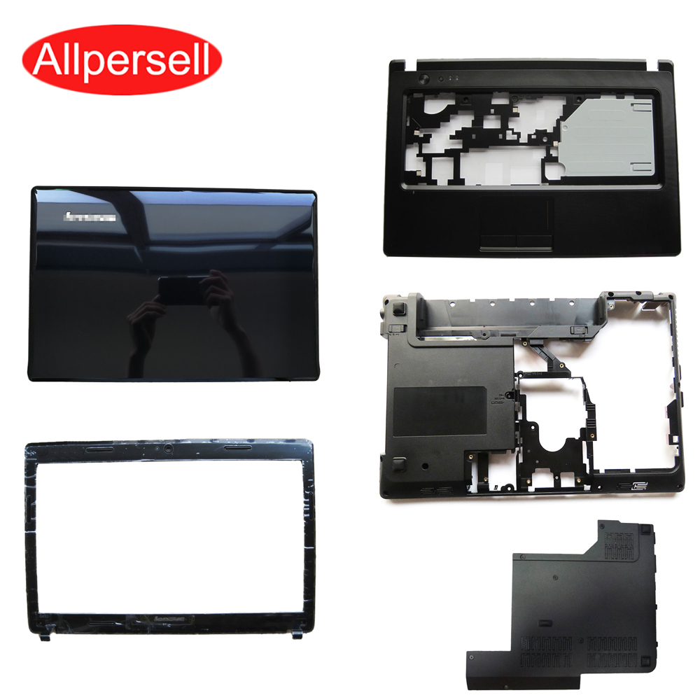 Laptop Case For Lenovo G470 G475 Top Cover/palmrest Case/bottom Shell/Hard Drive Cover/ Screen Frame Brand New