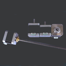 3D printer UM2+extend stepper motor kit include X Y -axis motors Z-axis 42 screw linear stepper motor for Ultimaker2+ Extended