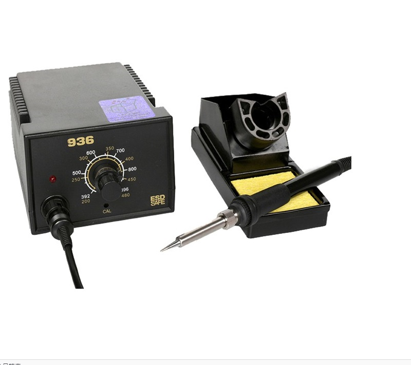 936 soldering station Electric iron+A1321 ceramic heating element +lots gift as photo 220V 110V for choose цена