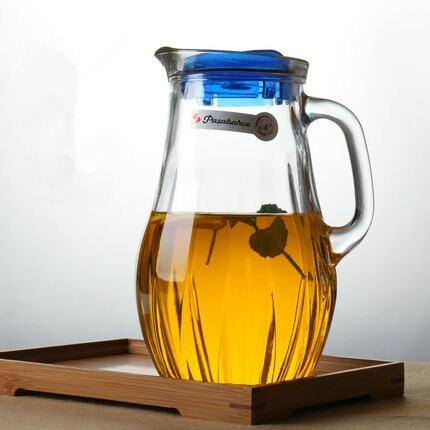 Турция Стиль стекло большой емкости чайник холодной воды чайник необрезные закаленное стекло бутылок дома холодно чайник