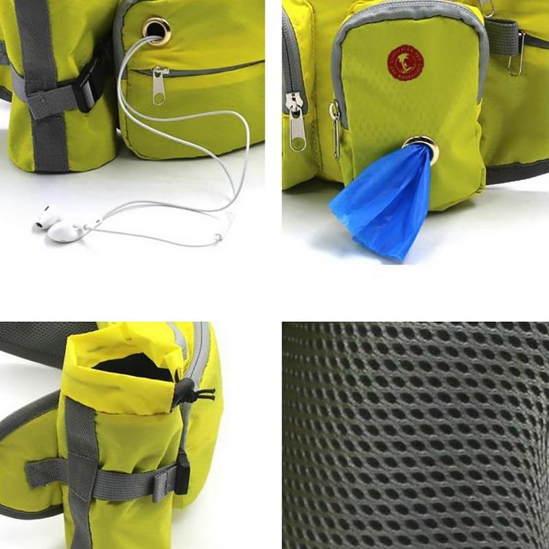 Train K9 Dog Backpack Harness 10