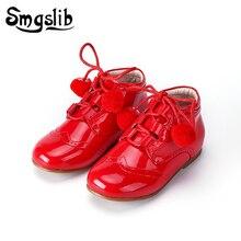 Buty dziewczęce maluszek niemowlęcy Vintage buty do kostki ze skóry naturalnej 2020 wiosna jesień obuwie dziecięce buty dziecięce dla dziewczynki Baby