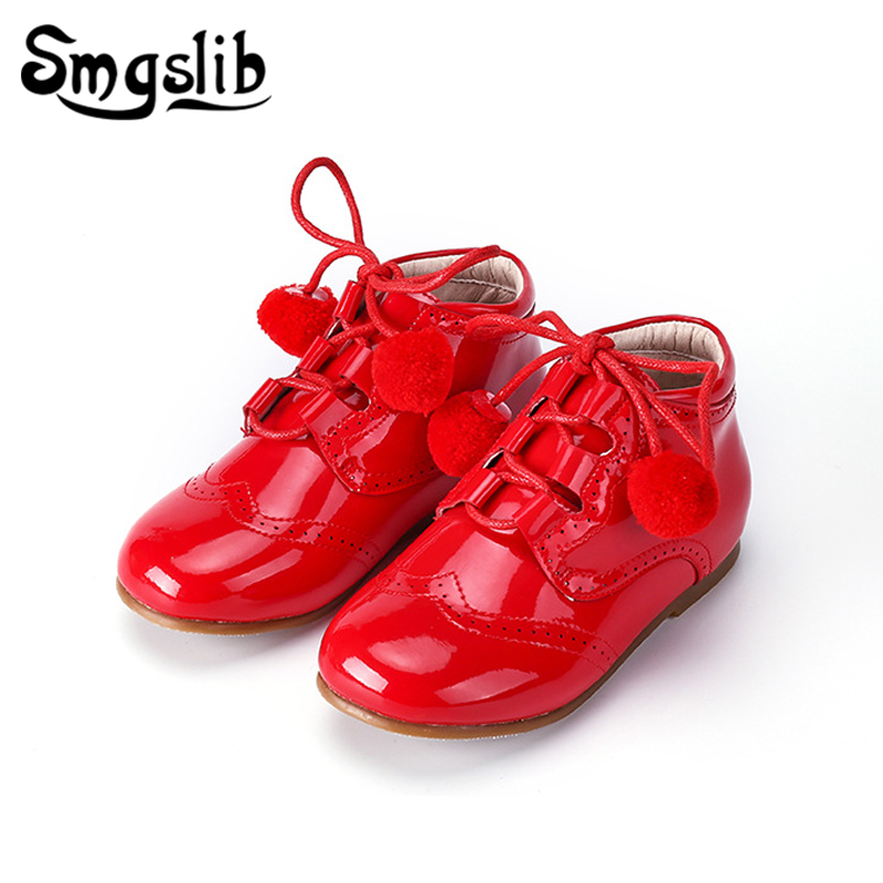 Girl Shoes Baby Toddler Genuine Leather Ankle Boots 2019 Spring Girls Autumn Children Shoes Kids Boots For Girl Baby