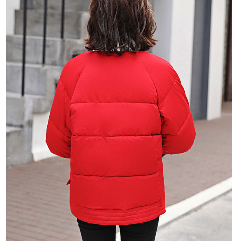 Femminile rosso Del Vestiti Sportiva Corto Delle Il Donne bianco Giacche  Donna Cotone Cappotto Parka Nuova Abbigliamento Nero Modo Invernale Tuta ... 438deb49ff6