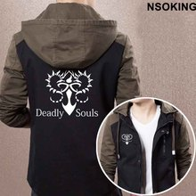 2017 New Spring Autumn Dark Souls Hoodie Anime Game Coat Men zipper Jacket