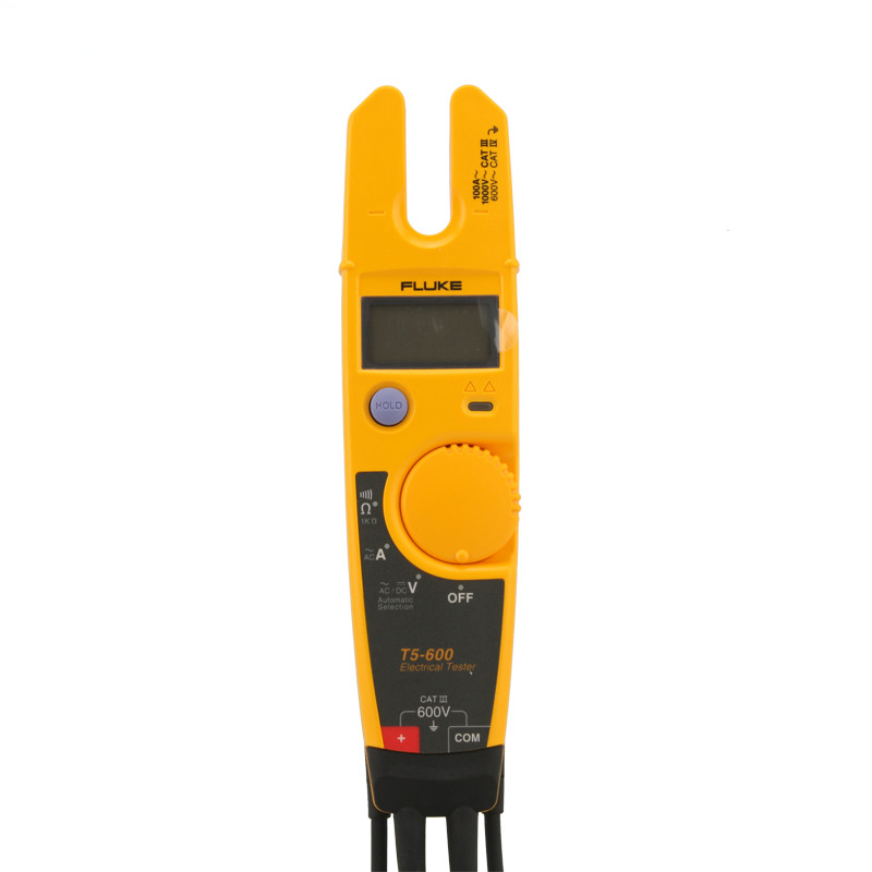 FLUKE T5-600 Electrical Tester Digital multimeter for Voltage, Continuity and Current tr moon stars art wood floor fabric vinyl photography backdrops background for photo studio fotografia