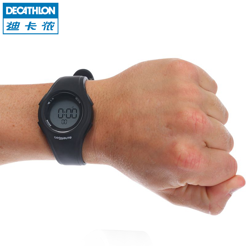 9996d521b1111 Decathlon sports running M multifunction luminous watches waterproof  outdoor electronic tide table GEONAUTE-in Sports Watches from Watches on  Aliexpress.com ...
