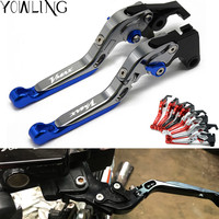 CNC Motorcycle Brake Clutch Levers VMAX LOGO For YAMAHA V MAX VMAX 1200 1996 1997 1998 1999 2000 2001 2002 2003 2004 2005 2006
