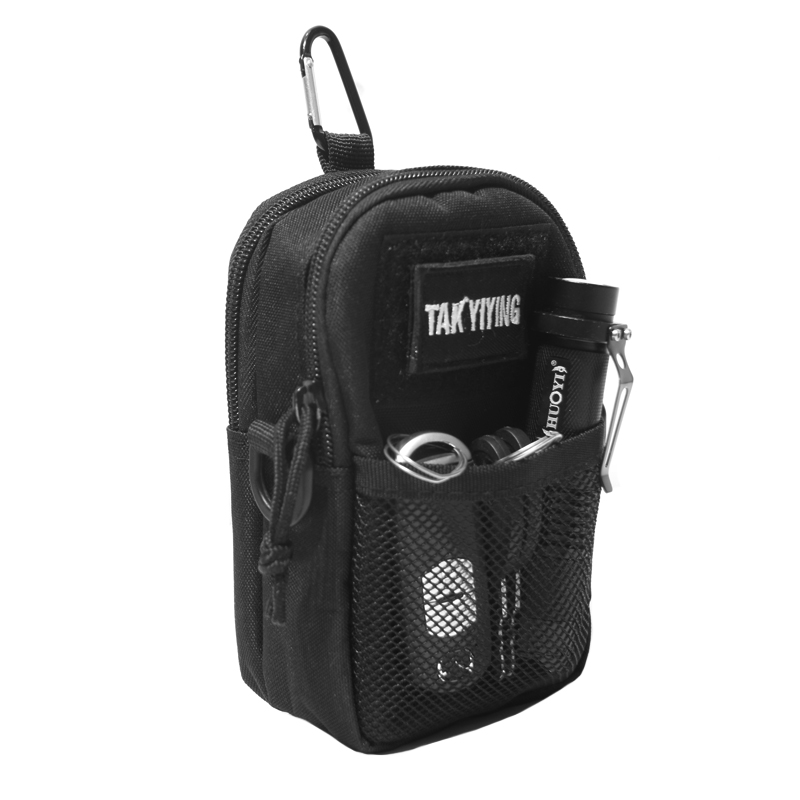 Tak Yiying Tactical 1000d Molle Pouch Bag With Strap Shoulder Bag Organizer Multifunctional Multi-layer Utility Sundries Storage Security & Protection