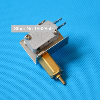 10pcs Dental Gas Air Electric Switches Electric Switch with 3mm Connector Valve Dental Chair Unit Parts Dental Equipment Product фото